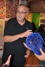 Spectrum ArtSpot 2014 Photos by Leticia del Monte. Art Basel Miami Beach 2014 Events-28