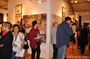 Spectrum ArtSpot 2014 Photos by Leticia del Monte. Art Basel Miami Beach 2014 Events-38
