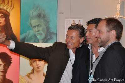 Spectrum ArtSpot 2014 Photos by Leticia del Monte. Art Basel Miami Beach 2014 Events-44